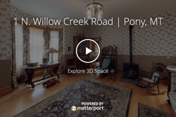 1 N Willow Creek Rd-Pony-Montana- 59747-Dawn Myrvik-PureWest Real Estate