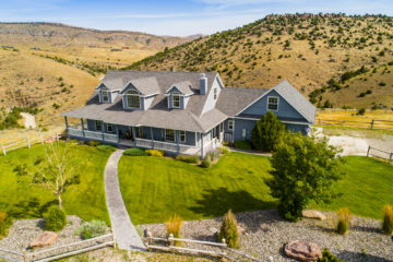Real Estate Media to sell a Montana Horse Property
