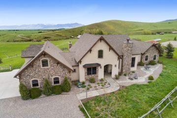Luxury Real Estate Photography Bozeman Montana