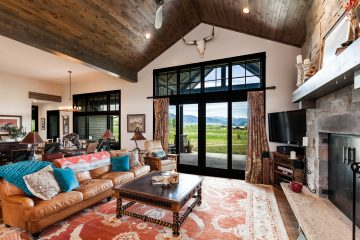 Luxury Bozeman Real Estate Photography