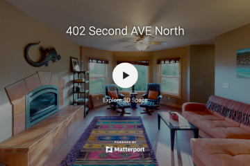 Saul Creative Matterport for Jeff Eshbaugh, Altitude Real Estate 402 Second Avenue North, Clyde Park, Montana 59018