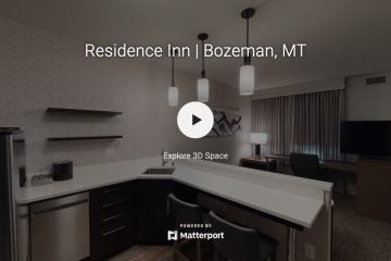 Saul-Creative-Matterport-Tour-Bozeman-Montana-Residence-Inn-Bozeman-Mock-Hotel-Room-Commercial-Real-Estate-Media-Montana