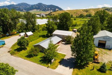 Aerial Drone Photography and Video Bozeman Montana