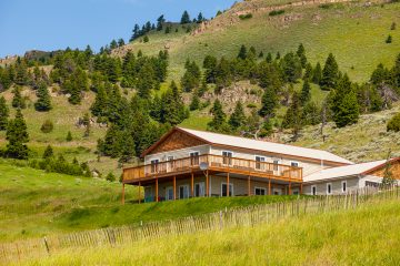 Livingston Montana Real Estate Photographer