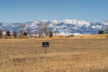 Bozeman Montana Lots for Sale