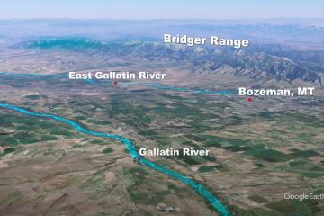 Saul Creative - 260 Saddle Peak Circle, Bozeman, MT 59715 - Real Estate Drone Video - Aerial Video