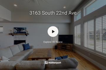 Saul Creative Matterport for Nancy Clark of AmeriMont Real Estate 3163 South 22nd Avenue, Bozeman, Montana 59718