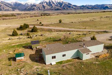 Montana Home Photos - Livingston Montana Real Estate Photography - Saul Creative Media