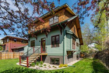 Bozeman Real Estate Photographer, Downtown Bozeman 59715