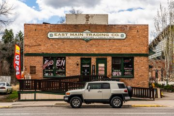 Commercial Real Estate for Sale Downtown Bozeman Montana