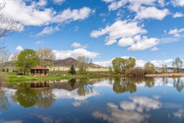 Live water properties near Ennis Montana - Saul Creative Real Estate Media