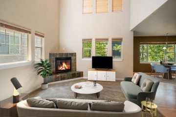 Virtual Staging Services in Bozeman Montana for Real Estate Sales and Lease