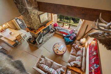 Cozy Cabin in Big Sly Montana - Saul Creative | Real Estate Media