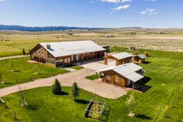 Aerial Photos and Video in Montana - Saul Creative Real Estate Media
