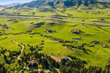 Aerial Drone Photos and Videos Bozeman Montana areas