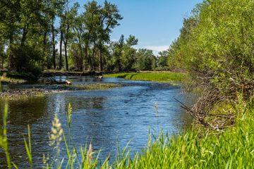 River Front Properties Rural Montana - Saul Creative Real Estate Media