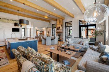 Luxury Penthouse in Bozeman Montana - Saul Creative Real Estate Media