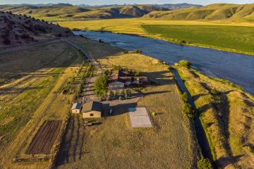 Montana River Front Properties - Saul Creative Real Estate Media
