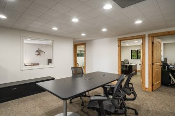 Industrial Office Space near Downtown Bozeman Montana - Saul Creative Real Estate Media LLC