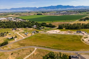 Aerial Drone Photography and Video in Bozeman Montana - Saul Creative Real Estate Media LLC