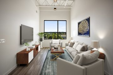 Virtual Staging in Bozeman Montana by Saul Creative