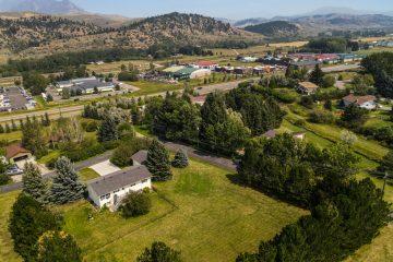 Aerial Drone Operator Bozeman Montana for Real Estate