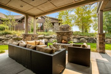 Outdoor Living Spaces Bozeman Montana