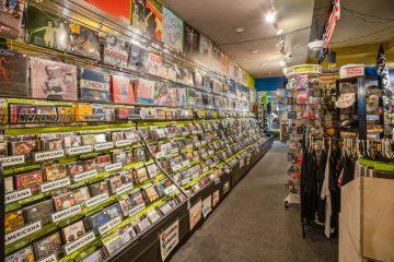 Best Record Store in America - Cactus Records in Bozeman, Montana