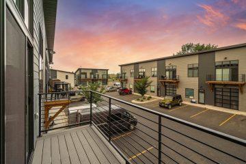 Real Estate Sky Replacement Bozeman Montana