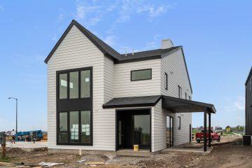 New Home Construction Spec Home Bozeman Montana